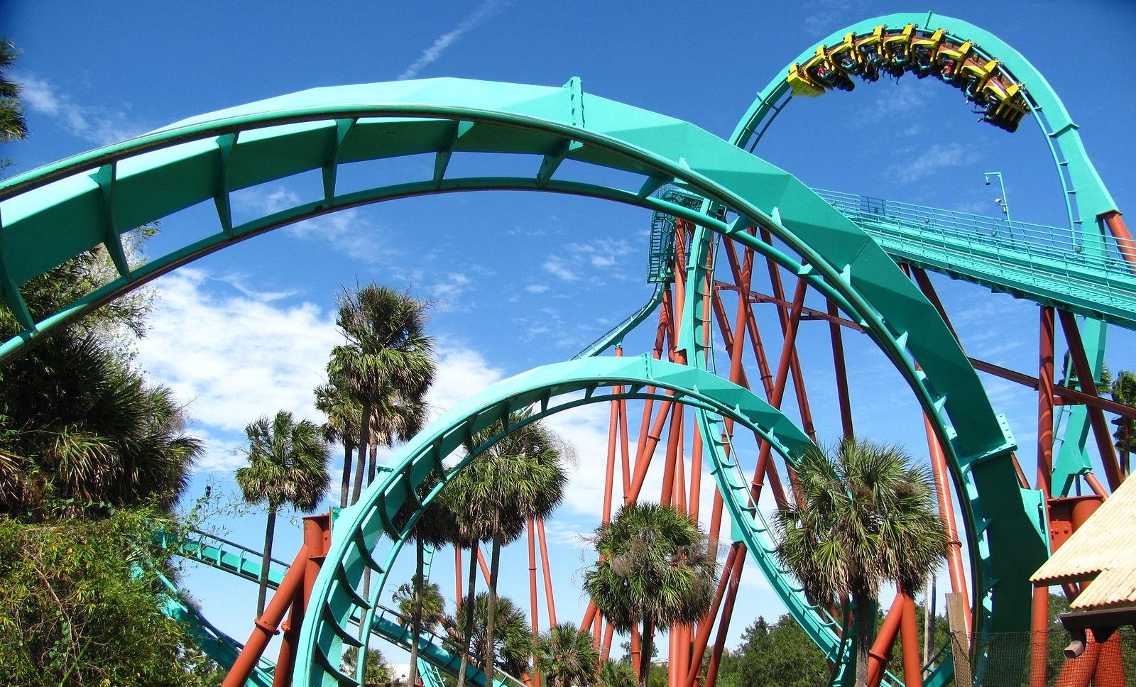 Life Rebooted Busch Gardens Tampa