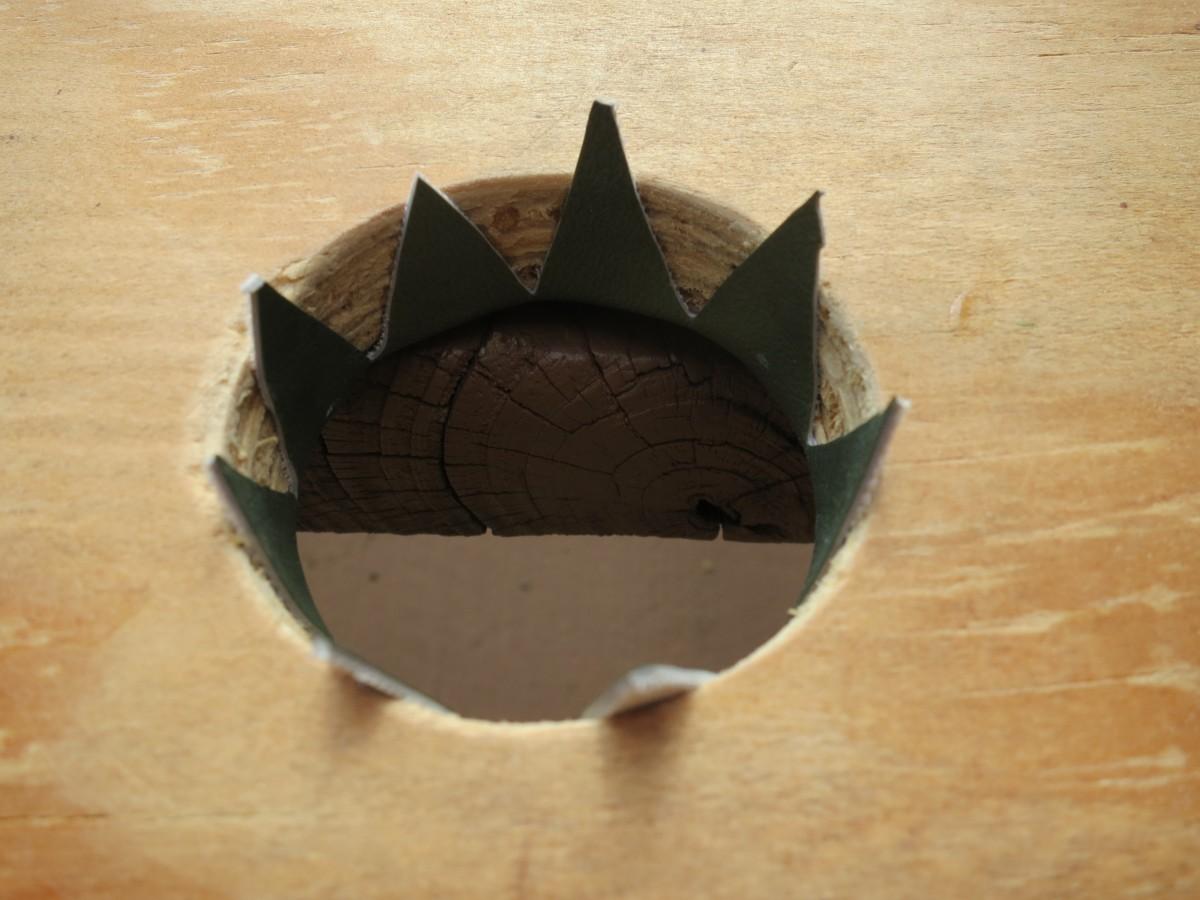 hole glue