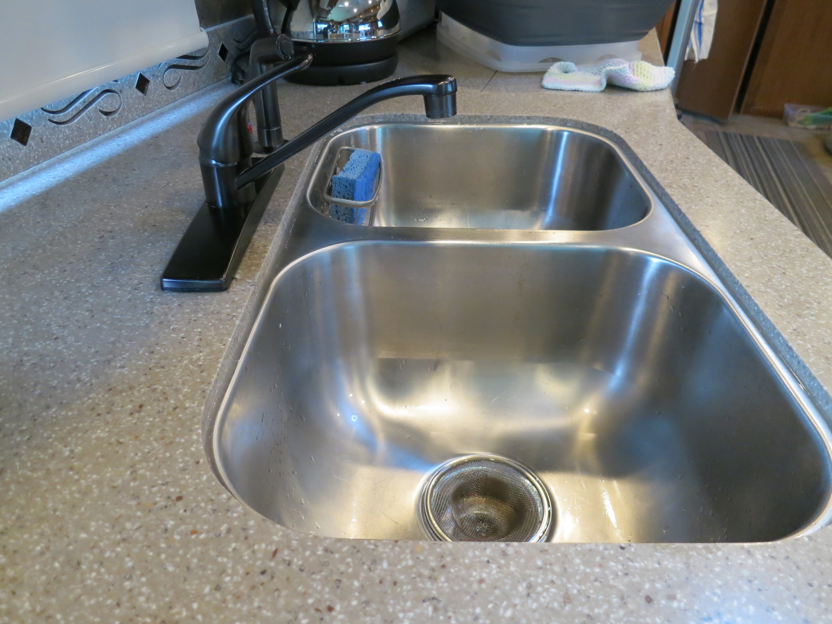 Life Rebooted Replacing Our Kitchen Faucet