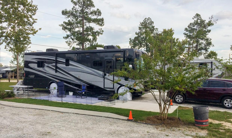 Rover's spot in Augusta GA