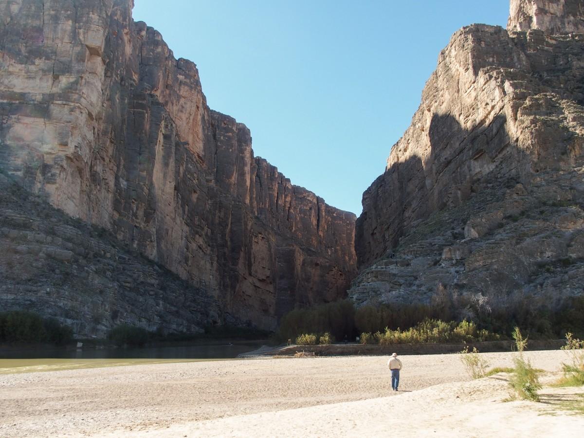 Canyon...