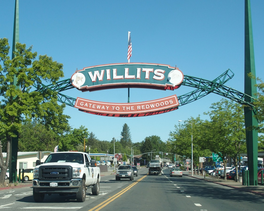 Welcome to Willits.