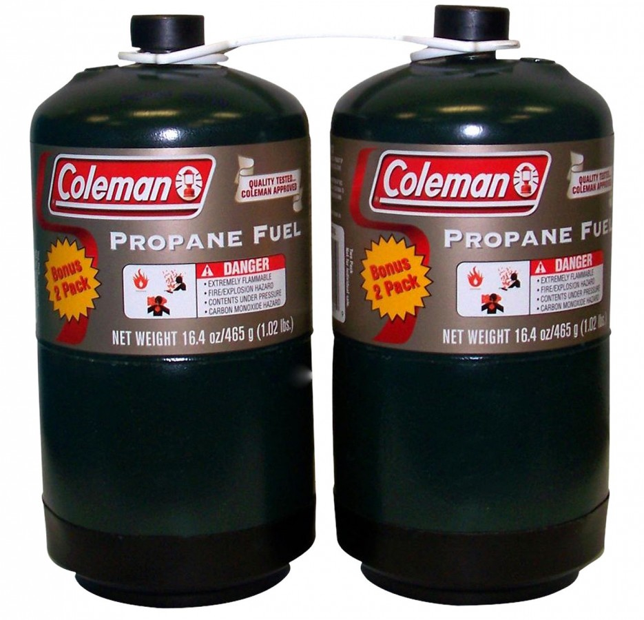 16 oz. propane tanks