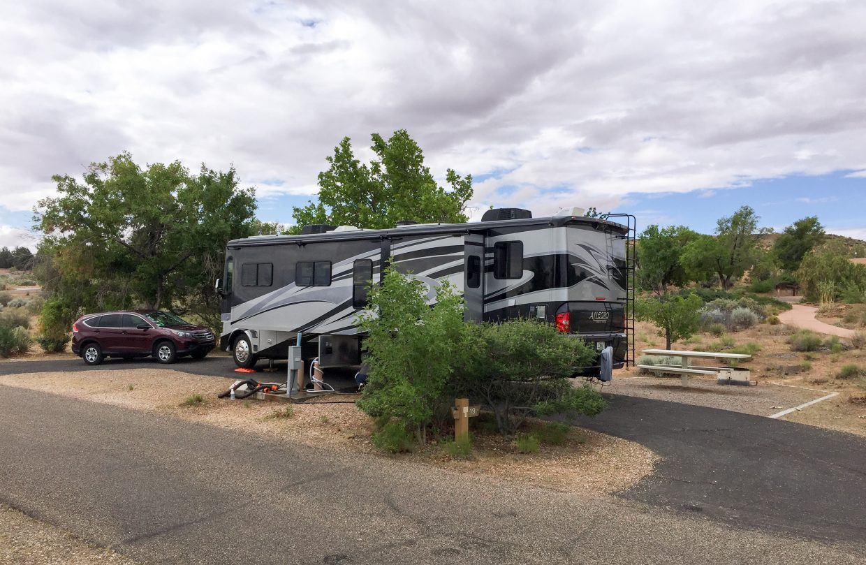 Wahweap Marina RV Park and Campground