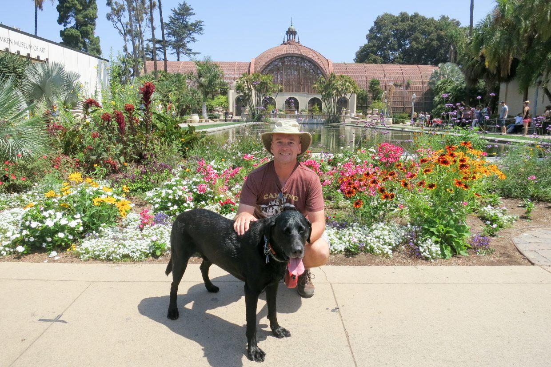 Touring Balboa Park