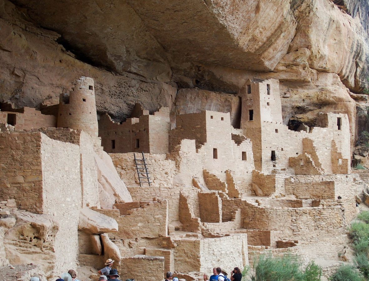Getting up close with Cliff Palace