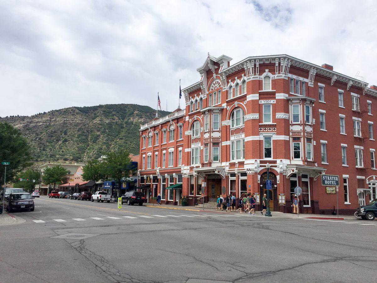 Durango's historic Stater Hotel